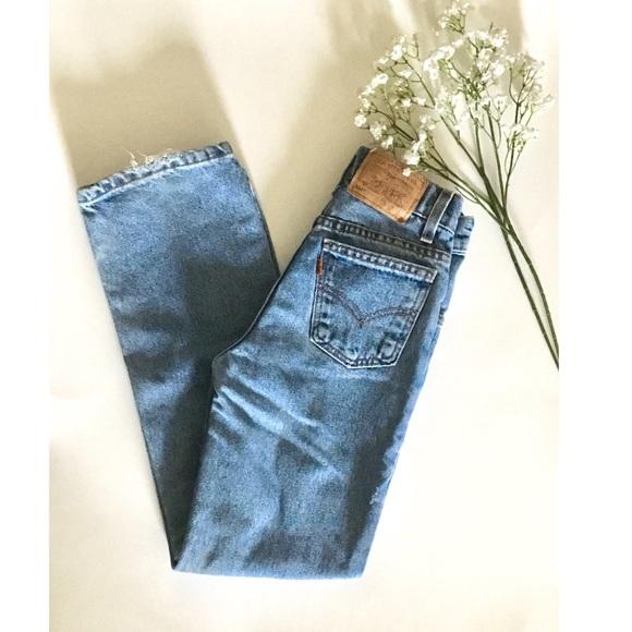 5972ea7d16 Levi's Jeans   Vintage Levis 505 Orange Tab   Poshmark